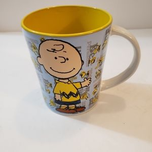 Peanuts Charlie Brown Be. Inspirational Coffee Mug